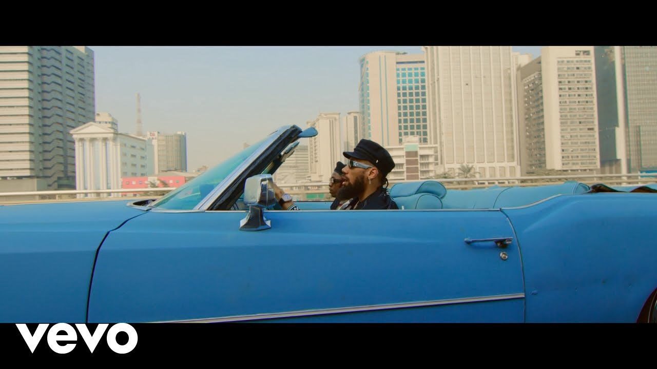 """Phyno releases visuals to new single """"God's Willing"""" features Runtown"""