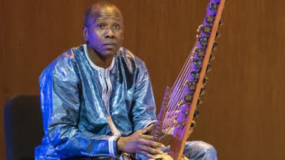Mali musician Sissoko claims US customs broke instrument