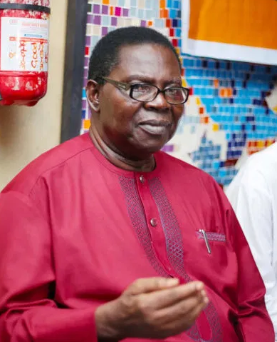 Ebenezer Obey reacts to Victor Olaiya's death