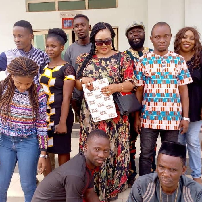 THE FCT & ENUGU CHAPTERS OF THE CREATIVE INDUSTRY GROUP SUCCESSFULLY CONCLUDES THEIR VALENTINE GIVEAWAY 2020 FREE TRAINING.