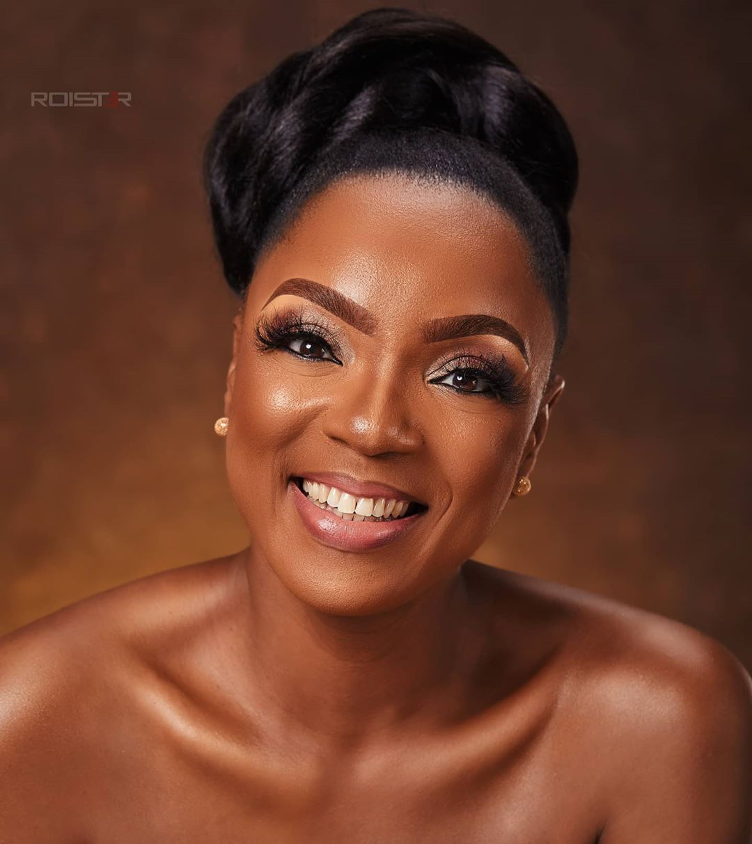 Chioma Chukwuka Akpotha releases stunning makeup photos as she turns 40 today