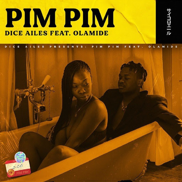 "Dice Ailes presents the visuals to his Olamide collaboration tagged ""Pim Pim""."