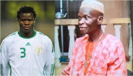 Ex Super Eagles player, Taye Taiwo loses dad