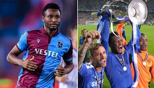 Nigeria's Mikel Obi plays down reports that he will be returning to Chelsea as a coach