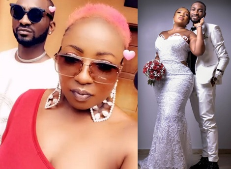 Anita Joseph slams trolls telling her to keep her man off social media