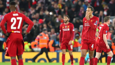 Atletico Madrid humiliates Liverpool out of champions league