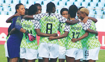Women's football: FIFA ranks Nigeria first in Africa