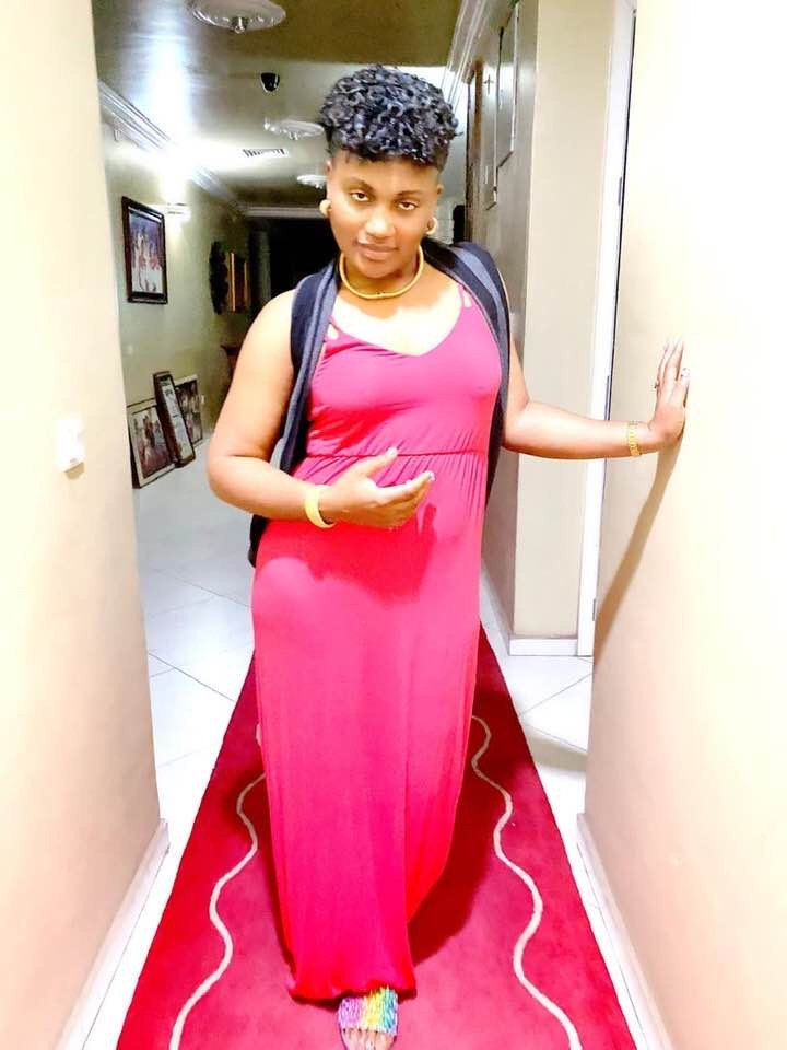 Nigerian gospel singer, Patience Akpabio advises couples to stop having s.e.x in the dark