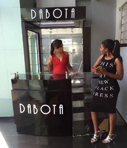 Dabota Lawson recalls how she left her billionaire ex-husband being a broke babe