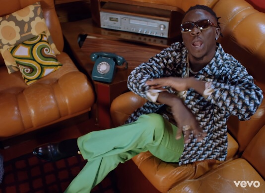 "Stonebwoy stuns in new video titled ""African Party"""
