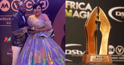 Check out full list of winners at AMVCA 2020