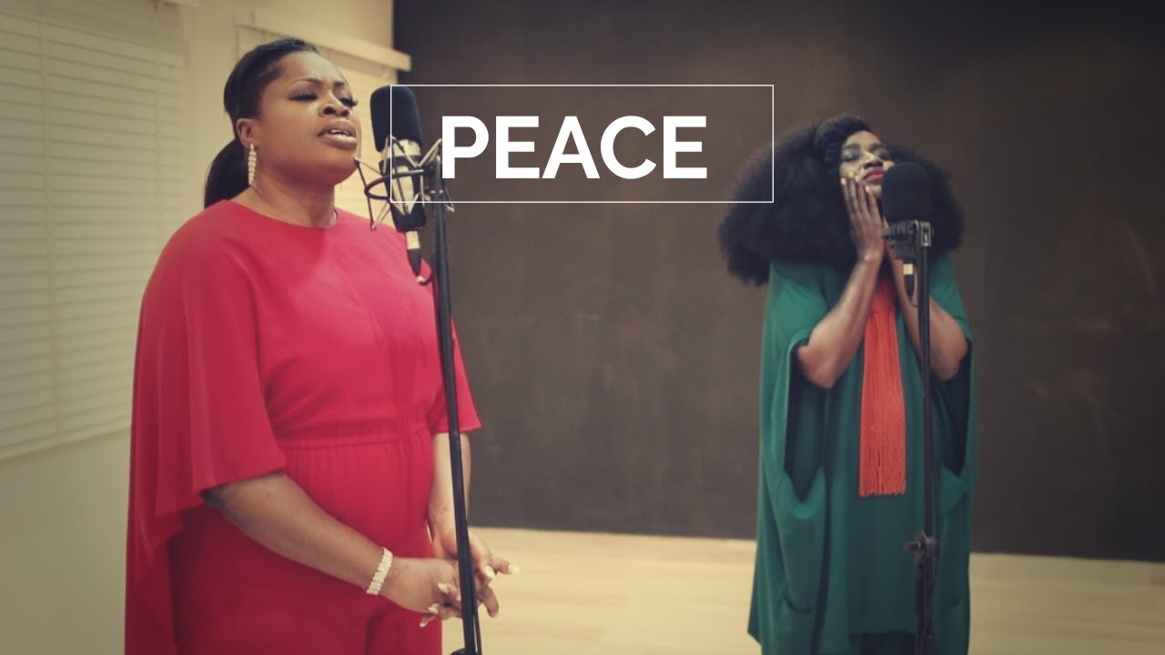 VIDEO: Sinach, TY Bello and George – PEACE (Spontaneous Worship)