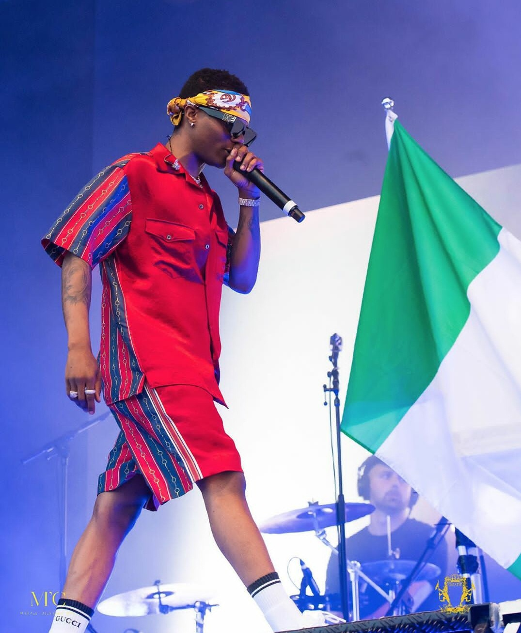 Wizkid Becomes The Second Naija Male Artiste To Hit 10 Million IG Followers