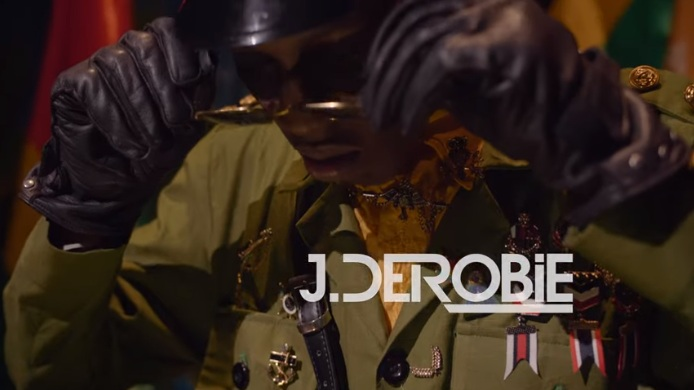 "Ghanaian dancehall singer J.Derobie drops a brand new single and video titled ""Back It""."
