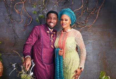 Timi Dakolo and wife celebrate 8th wedding anniversary