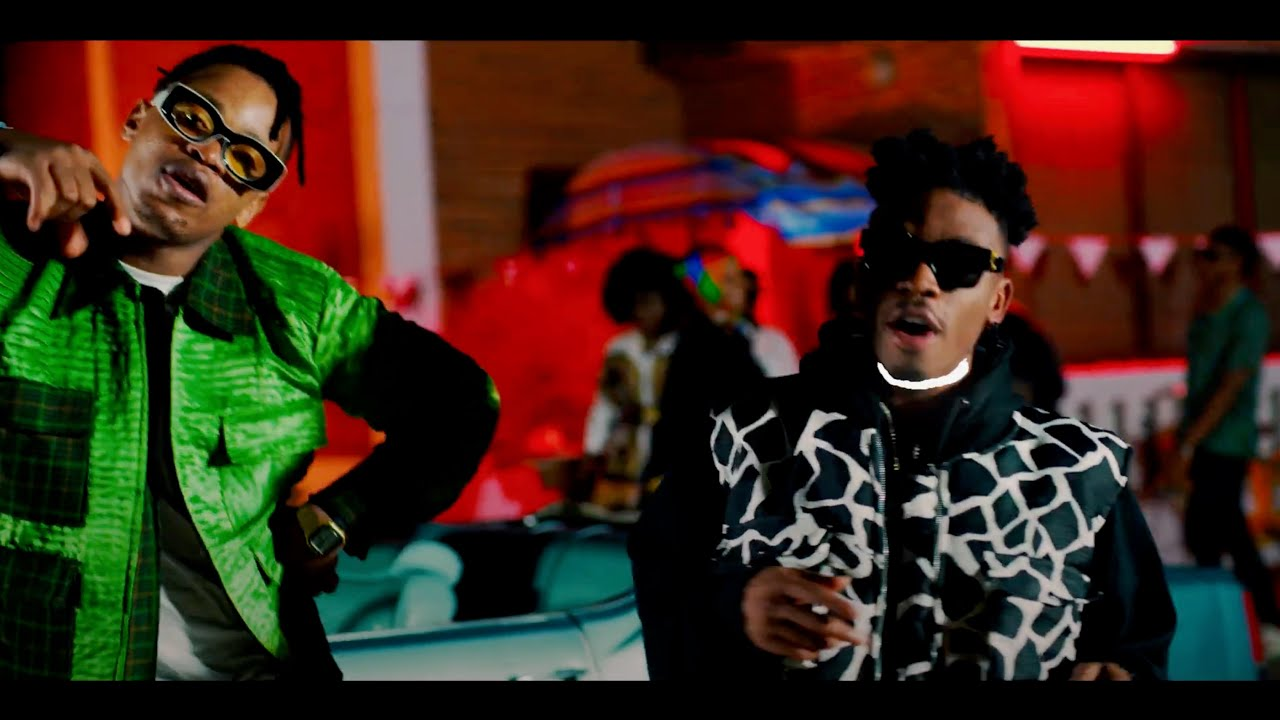 "Dapo Tuburna dishes out the visual for ""See Finish"" featuring Mayorkun"