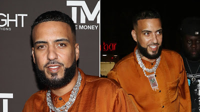 French Montana sued for s.e.x.u.a.l assault by model who claims she was drugged and r.a.p.e.d at his home