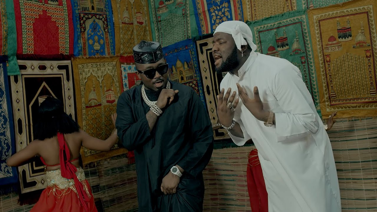 "Ice Prince releases ""Tatabara"" visuals featuring Skales."