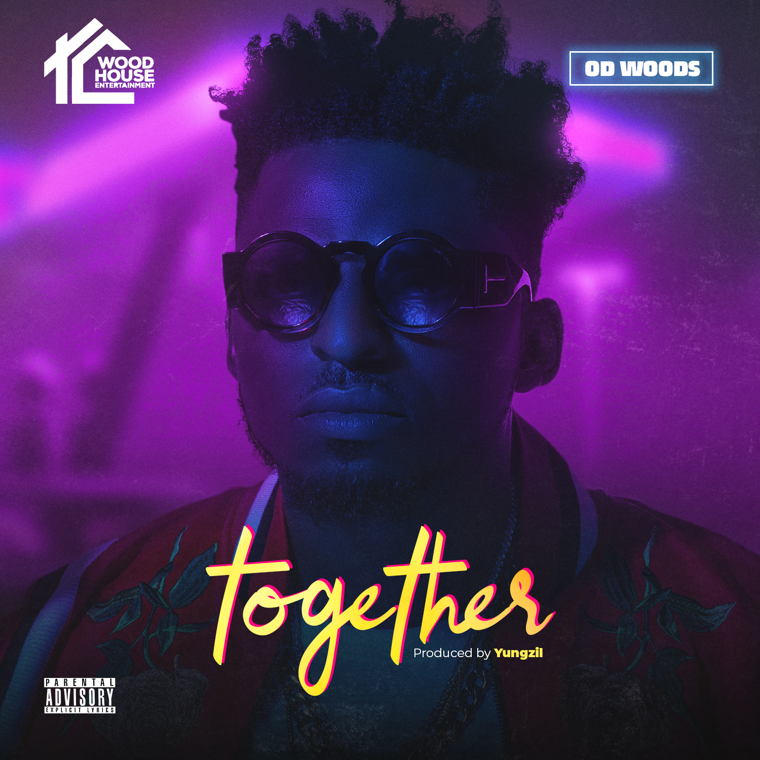 "Woodhouse's Entertainment Star, OD WOODS serves us with new single titled ""TOGETHER"""