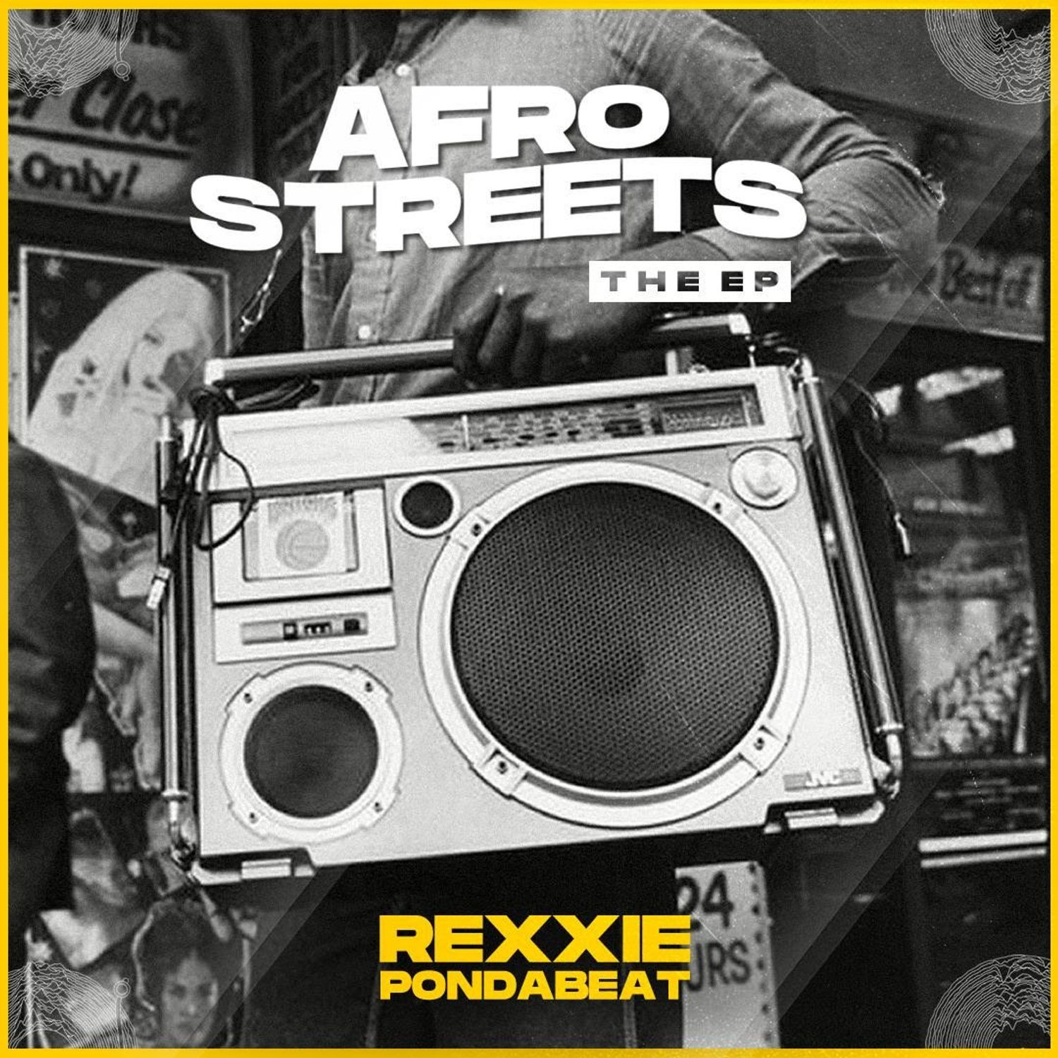 "Music Producer, Rexxie drops debut EP titled ""Afro Streets"" Vol. 1"