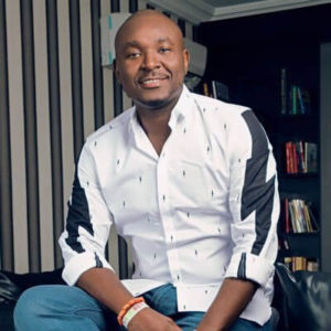 Akin Alabi shows off his 'best friends' during lockdown