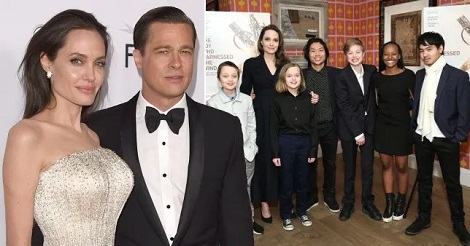 Angelina Jolie and Brad Pitt agree on 'traditional schooling' for their children