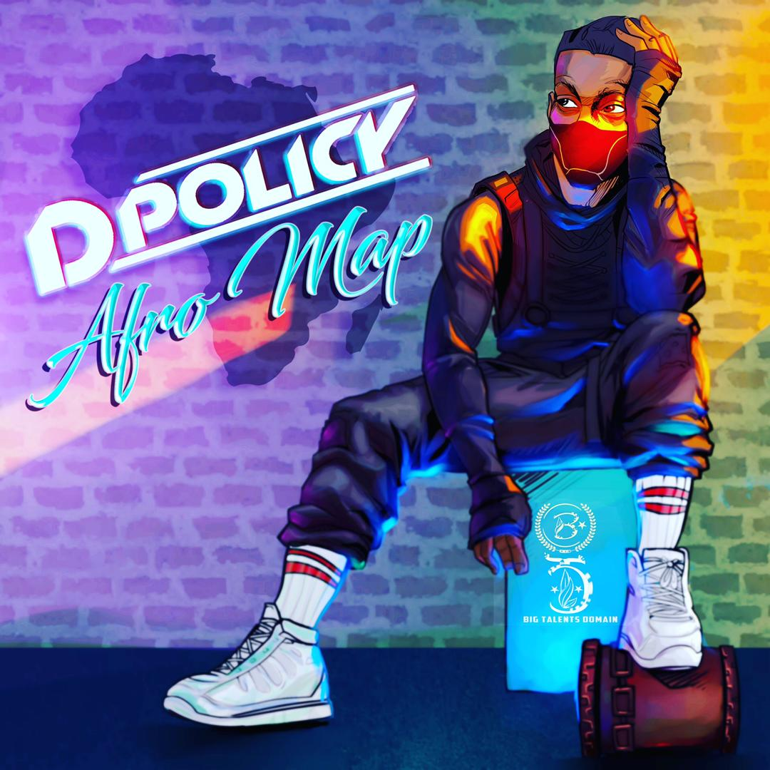 D. Policy dishes his fans with Afro Map EP | STREAM!