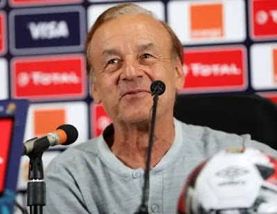 I won't demand more money to continue as Super Eagles coach, Gernot Rohr says