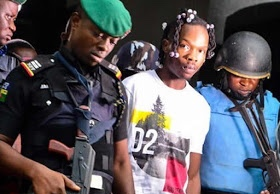 Journalists bared from Naira Marley's trail as hearing begins