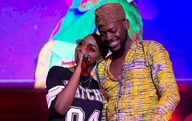 Simi prays their unborn child won't inherit Adekunle's genes