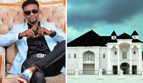 Comedian I Go Dye, donates his mansion to Federal Government as an Isolation center