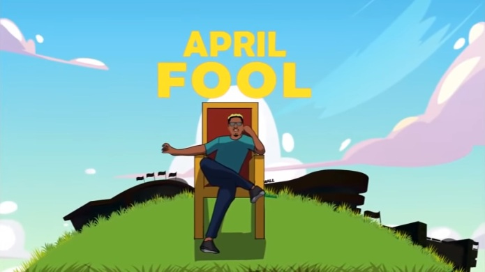 "Ghanaian dancehall singer Shatta Wale drops new video titled ""April Fool""."