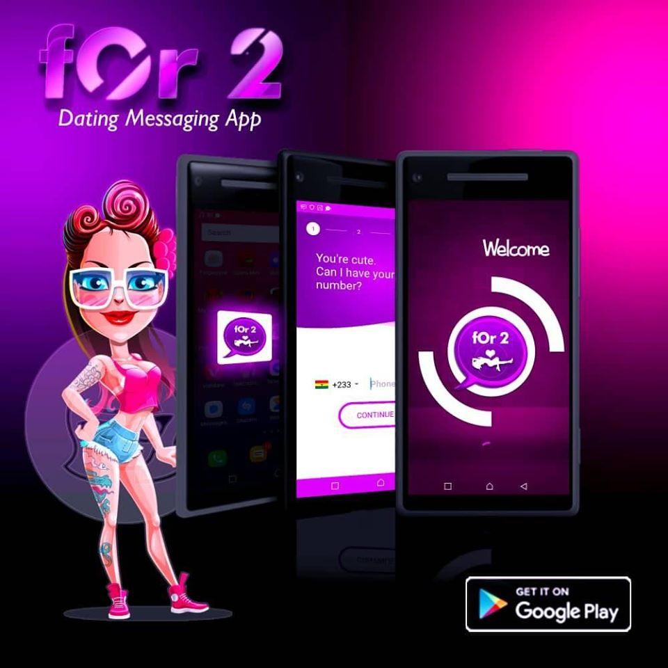 Check Out First Ever Ghanaian Dating App By Godwin Kumah Mawuli