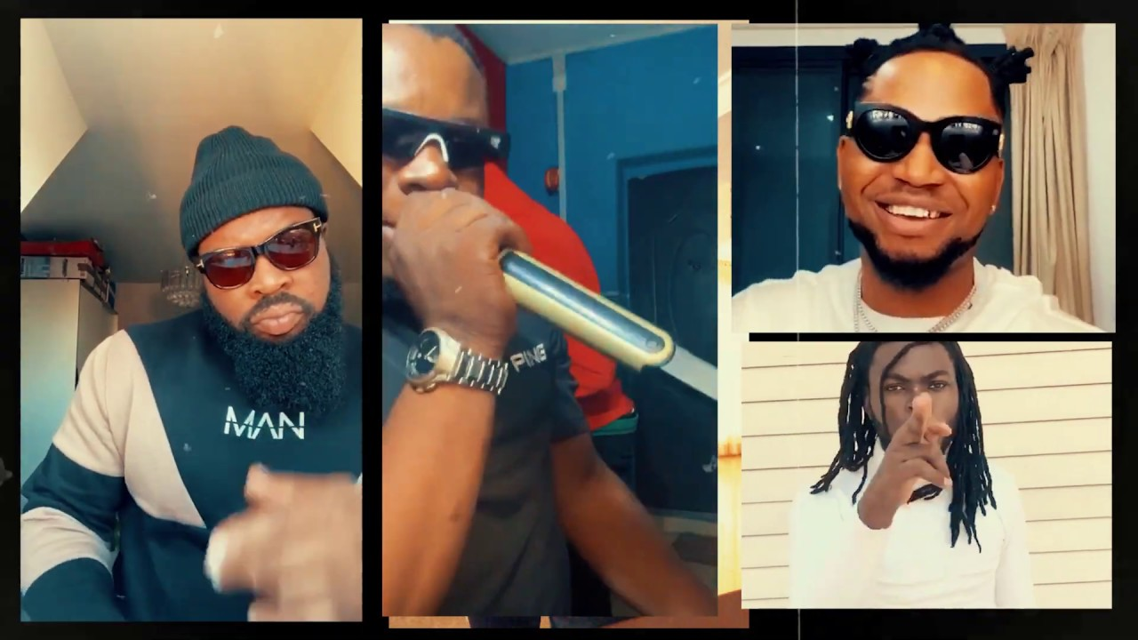 "DJ Enimoney dishes out the visual for ""Okay"" featuring Terry G and Dapo Tuburna"