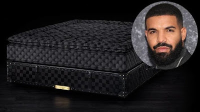 Drake's mattress that costs $390,000 has everyone astonished