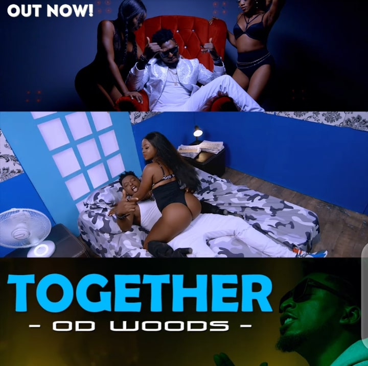 "OD Woods dishes out the visual for ""Together"""