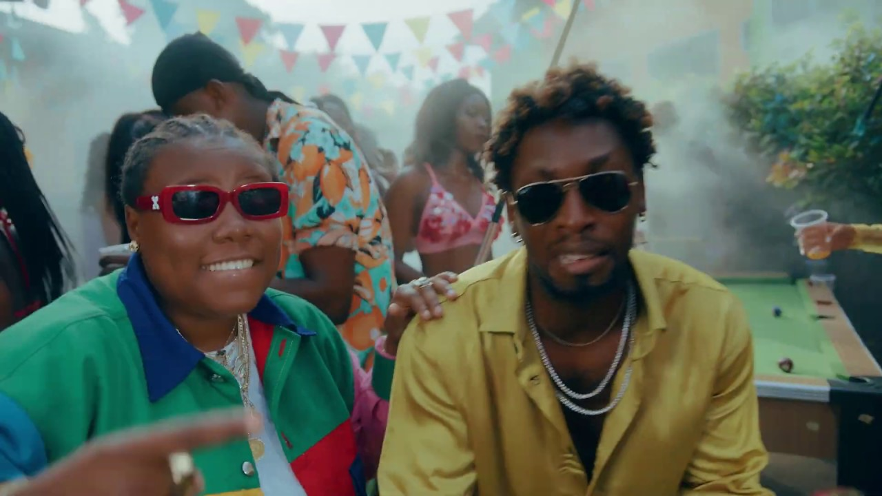 "Orezi serves the visual for ""Your Body"" featuring Teni"