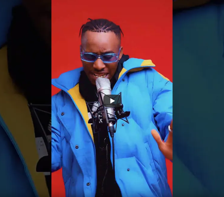 """Xaki Edward releases the performance video for his """"18"""" single off Afromando EP"""