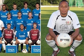 Footballer found alive four years after being presumed dead