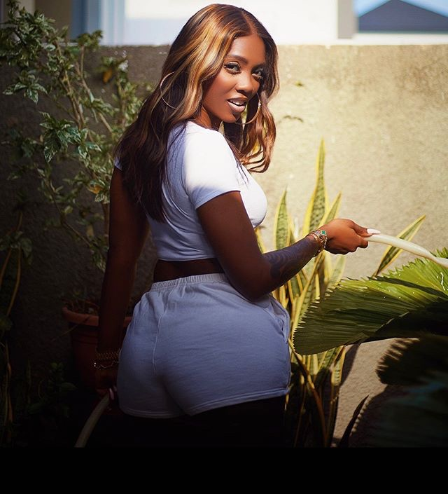 I will go butt n.a.k.e.d in my next video -Tiwa Savage