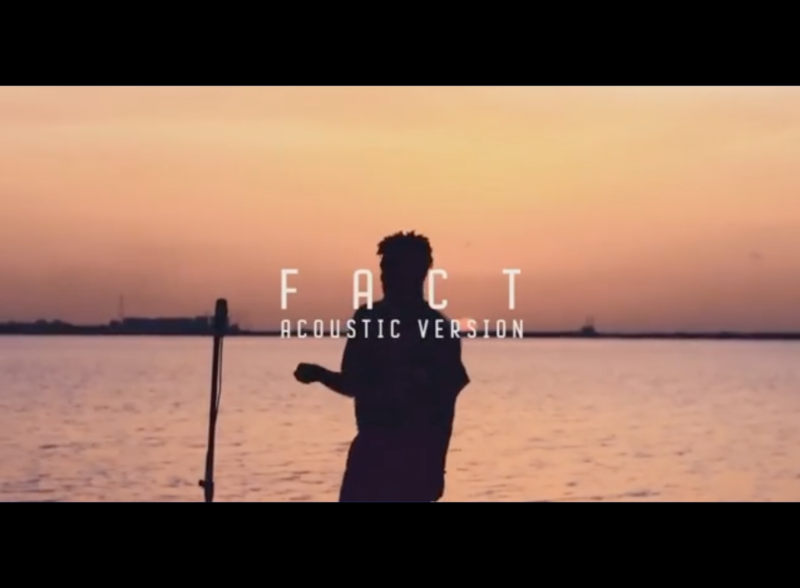 "Victor AD feeds us with the Acoustic Version of his thoughtful track – ""FACT""."