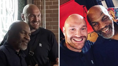 Tyson Fury ACCEPTS offer to fight Mike Tyson