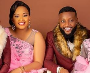 Nigerian Singer, KCEE And Wife Welcome Baby Boy on Wife's Birthday