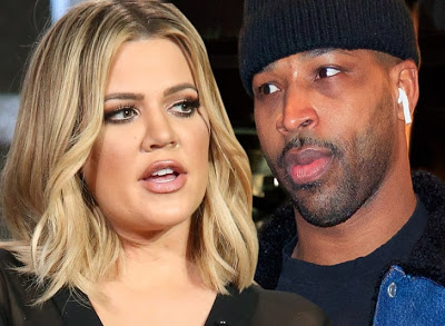 Khloe Kardashian and Tristan Thompson threatens legal action over paternity claims