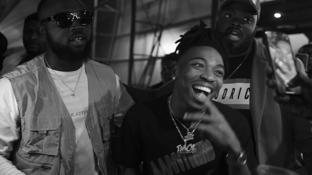 "Mayorkun dishes out the visual for ""Of Lagos"""