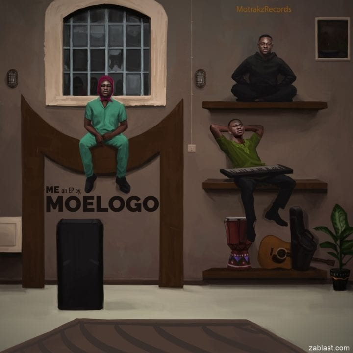 "Moelogo dishes out new EP dubbed, ""ME"""