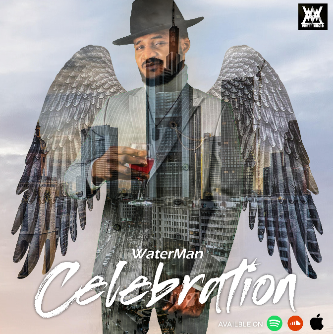 "Waterman releases new single titled ""Celebration"" off his upcoming WaterMan Story Ep"