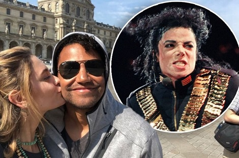 Michael Jackson's daughter Paris ignores him in Father's Day tribute to cousin