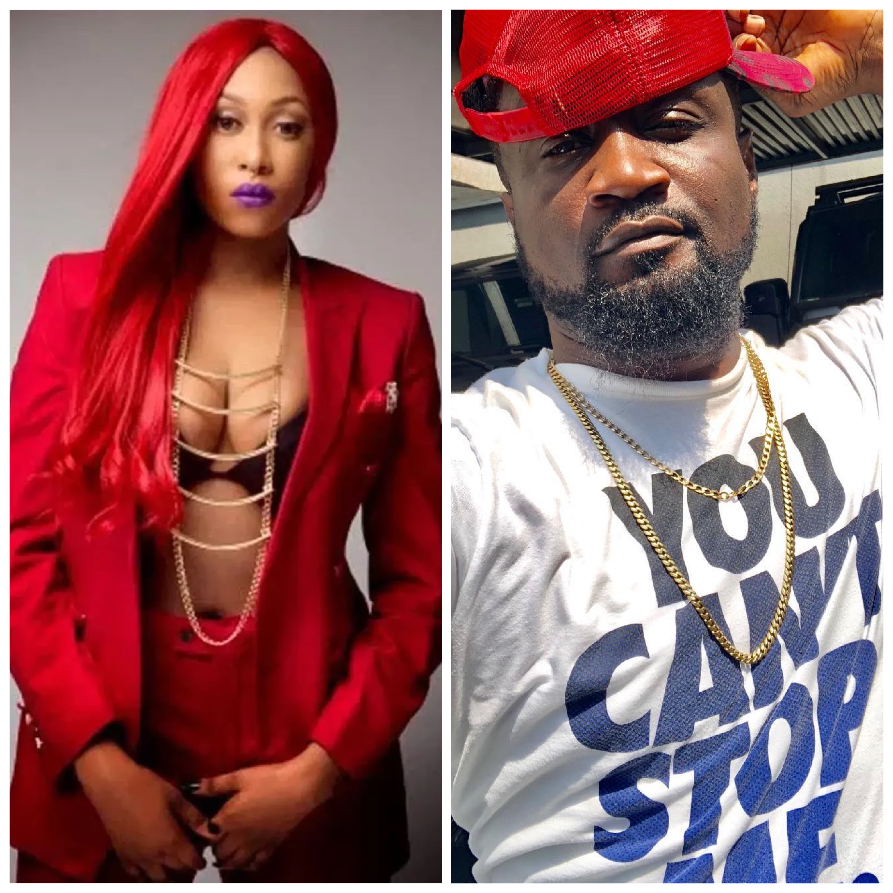 """'You will suffer for your evil ways"""", Cynthia Morgan calls out Jude Okoye again"""