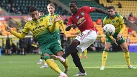 Odion Ighalo equals 95-year Manchester United record